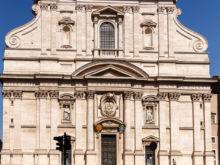 Chiesa del Gesù  Roma Latio Italien by Peter Ehlert in Rom - Plätze und Kirchen