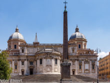 Santa Maria Maggiore  Roma Latio Italien by Peter Ehlert in Rom - Plätze und Kirchen