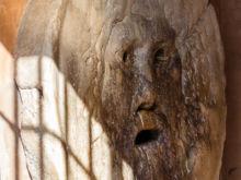 Bocca della Verità  Roma Latio Italien by Peter Ehlert in Rom - Plätze und Kirchen