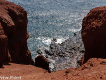 Küstenlinie   Yaiza Canarias Spanien by Peter Ehlert in LanzaroteElGolfo