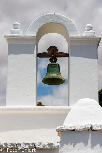 Glocke  Teguise Canarias Spanien by Peter Ehlert in LanzaroteFundacion