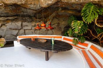 Sitzecke am Grill  Teguise Canarias Spanien by Peter Ehlert in LanzaroteFundacion