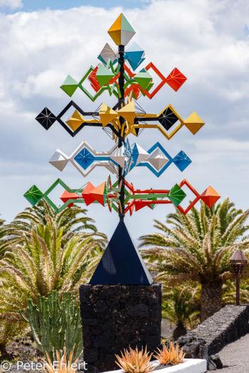Energíade la pirámide (1991)  Teguise Canarias Spanien by Peter Ehlert in LanzaroteFundacion