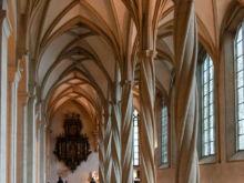 Seitenschiff  Braunschweig Niedersachsen Deutschland by Peter Ehlert in BS-Herbst