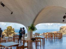 Innenraum Cafeteria  Haría Canarias Spanien by Peter Ehlert in LanzaroteMirador