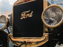 Ford Model T  Aichach Bayern Deutschland by Peter Ehlert in aic_oldtimer