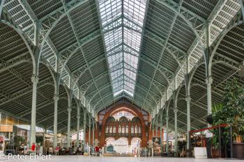 Umgebaute Markthalle  Valencia Provinz Valencia Spanien by Lara Ehlert in Valencia_Eixample_Colon