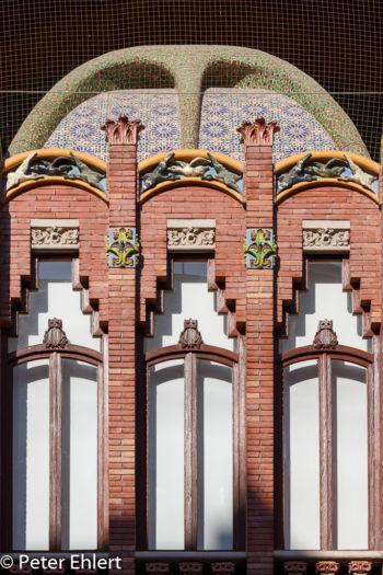 Westportal  Valencia Provinz Valencia Spanien by Lara Ehlert in Valencia_Eixample_Colon