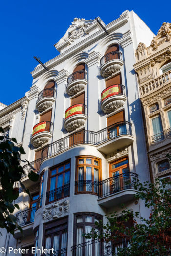 Fassade  Valencia Provinz Valencia Spanien by Peter Ehlert in Valencia_Eixample_Colon