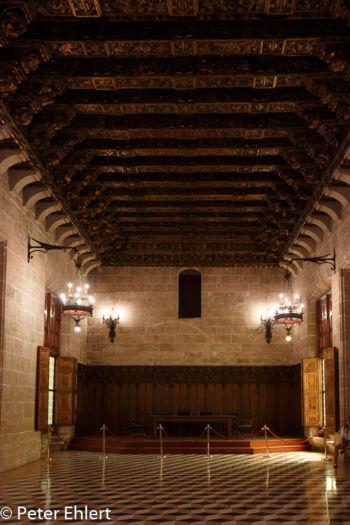 Prunksaal  Valencia Provinz Valencia Spanien by Lara Ehlert in Valencia_Seidenbörse
