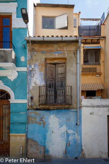 Lost Places  Valencia Provinz Valencia Spanien by Peter Ehlert in Valencia_Cabanyal