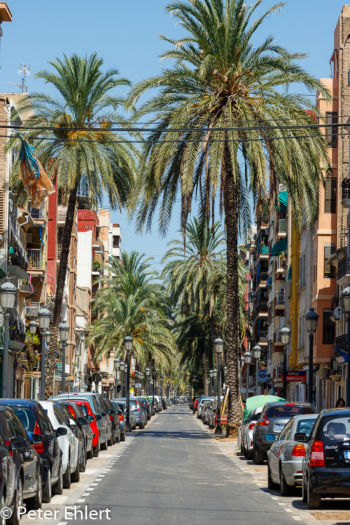 Carrer del Dr. Llunch  Valencia Provinz Valencia Spanien by Peter Ehlert in Valencia_canbanyal_strand