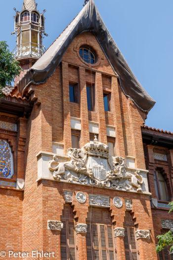 Caja de Ahorros del Mediterraneo  Valencia Provinz Valencia Spanien by Peter Ehlert in Valencia_mercat_central
