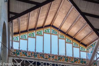 Glasfenster  Valencia Provinz Valencia Spanien by Lara Ehlert in Valencia_mercat_central