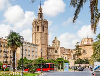 Torre del Micalet  Valencia Provinz Valencia Spanien by Lara Ehlert in Valencia_Kathedrale
