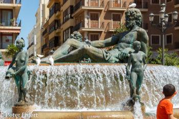 Fuente del Turia  Valencia Provinz Valencia Spanien by Lara Ehlert in Valencia_Kathedrale