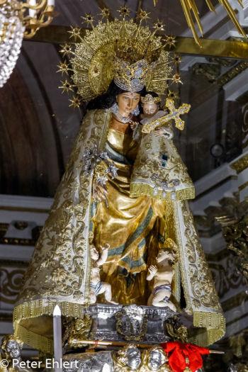 Jungfrau Maria  Valencia Provinz Valencia Spanien by Peter Ehlert in Valencia_Kathedrale