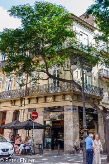 Kaffehaus an der Ecke  Valencia Provinz Valencia Spanien by Lara Ehlert in Valencia_Stadtrundgang