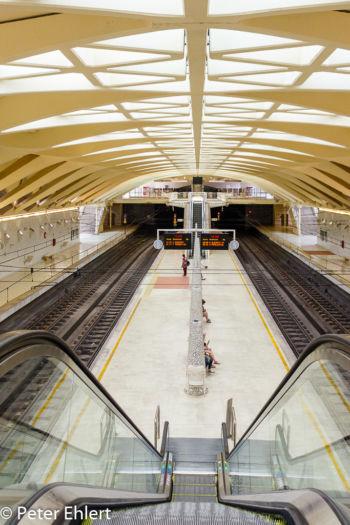 Rolltreppe  Valencia Provinz Valencia Spanien by Lara Ehlert in Valencia_Alameda