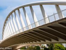 Puente de la Peineta  Valencia Provinz Valencia Spanien by Peter Ehlert in Valencia_Turia