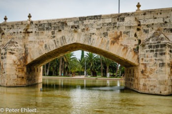 Puente del Mar  Valencia Provinz Valencia Spanien by Peter Ehlert in Valencia_Turia