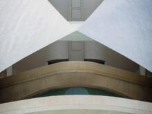 Dachrückseite  Valencia Provinz Valencia Spanien by Peter Ehlert in Valencia_Arts i Ciences