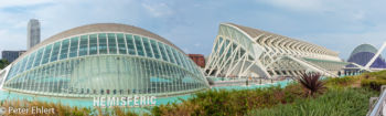 Hemisferic  Valencia Provinz Valencia Spanien by Lara Ehlert in Valencia_Arts i Ciences
