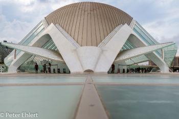 Hemisferic  Valencia Provinz Valencia Spanien by Peter Ehlert in Valencia_Arts i Ciences