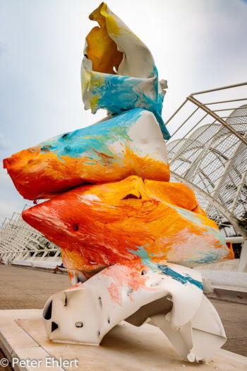 Kunst  Valencia Provinz Valencia Spanien by Peter Ehlert in Valencia_Arts i Ciences
