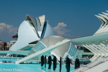 Hemisferic und Oper  Valencia Provinz Valencia Spanien by Peter Ehlert in Valencia_Arts i Ciences
