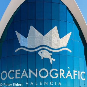 Eingangsgebäude  Valencia Provinz Valencia Spanien by Lara Ehlert in Valencia_Oceanografic