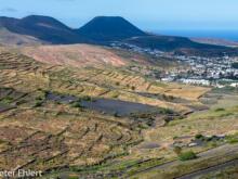 Auf dem Weg nach Haria  Haria Canarias Spanien by Peter Ehlert in LanzaroteInsel