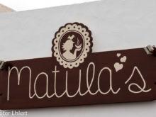 Matulas Café  Teguise Kanarische Inseln Spanien by Peter Ehlert in LanzaroteTeguise