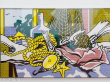 Roy Lichtenstein  Köln Nordrhein-Westfalen Deutschland by Peter Ehlert in Köln_Museum_Ludwig