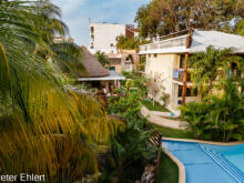 Posada Sian Kaan  Playa del Carmen Quintana Roo Mexiko by Peter Ehlert in Posada Sian Kaan